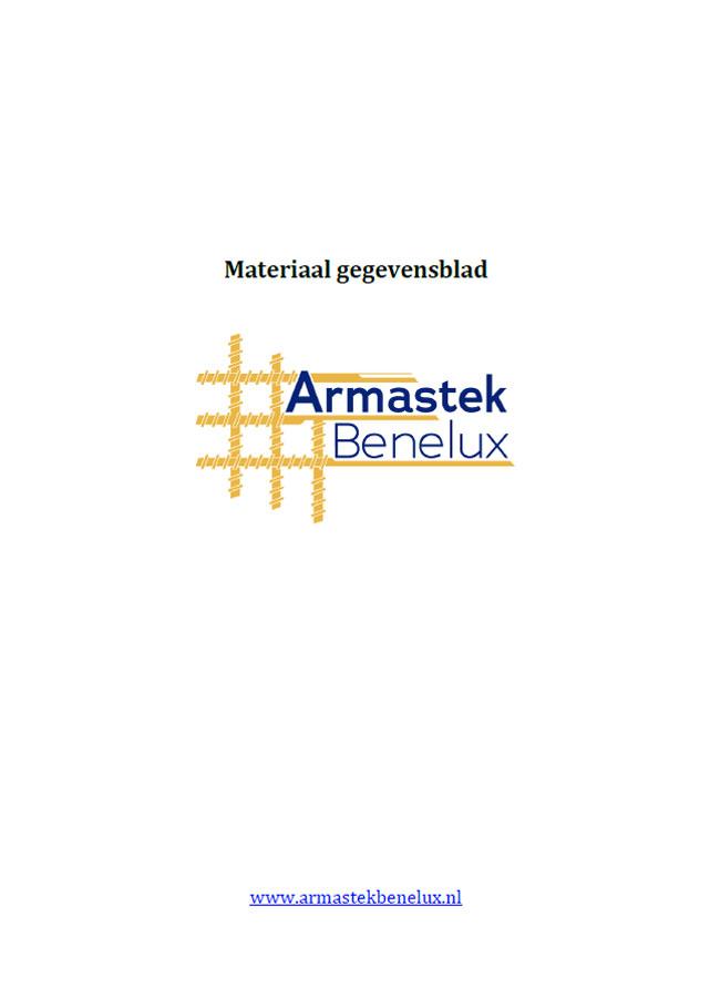 voorblad-materiaal-gegevensblad-armastek-benelux